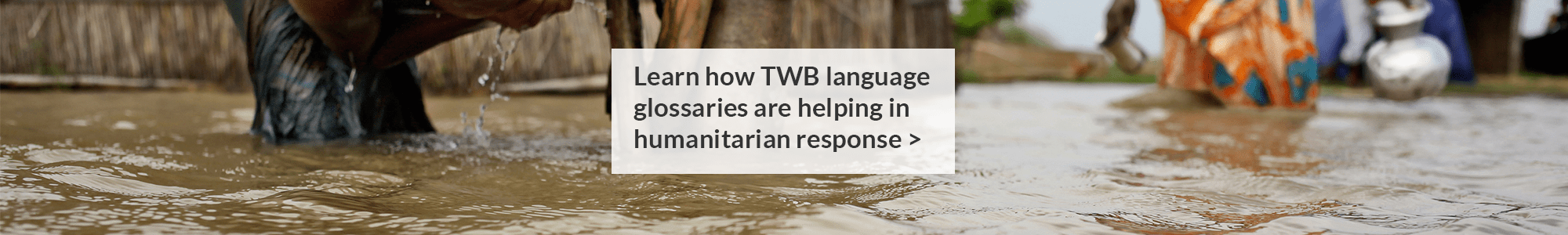 Translators without Borders in humanitarian response