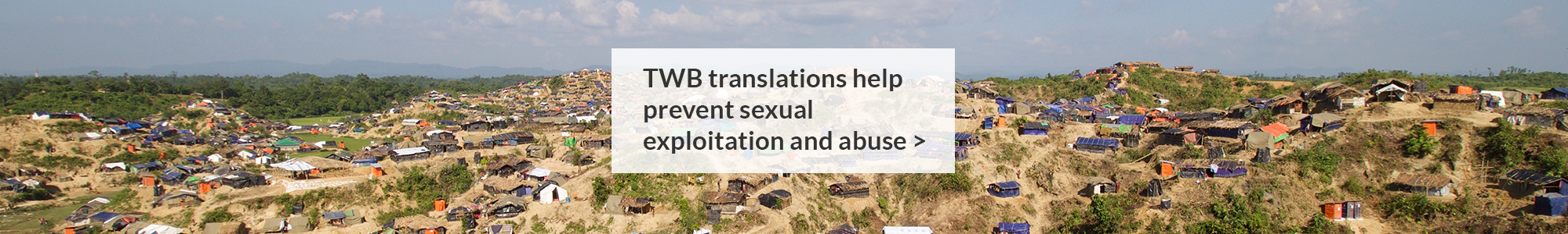 Translations prevent sexual exploitation and abuse