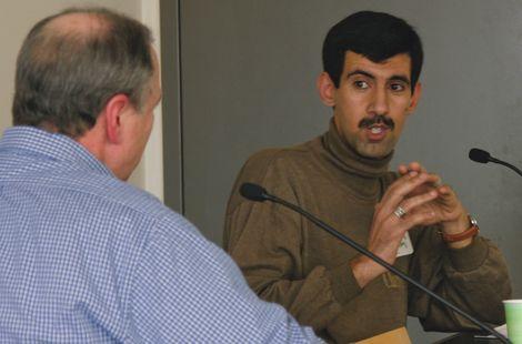 Haitham Jasim answers Steven Goldstein's questions.
