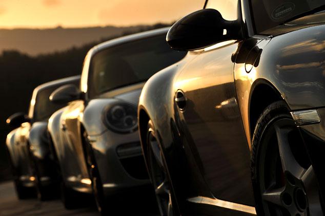Porsche and Michelin Pilot Super Sport