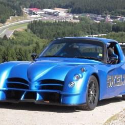 Skelta racecars arrive in Europe