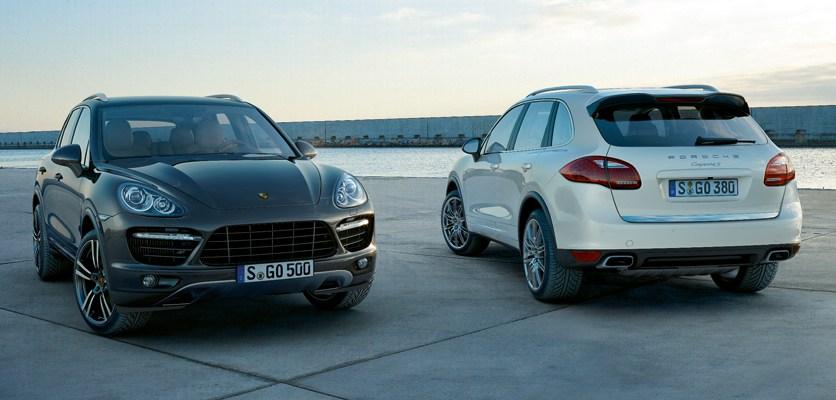 Porsche reveals the new Cayenne
