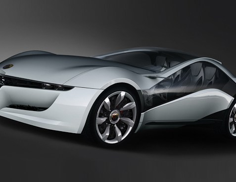 Pandion Concept marks 100 years for Alfa Romeo