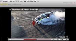 Click to view Gymkhana 2 on our SkiddPlayer