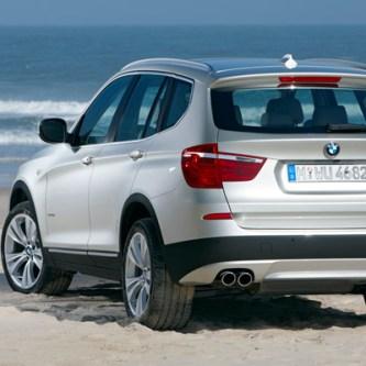 BMW reveals the new X3