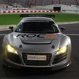 Need to know: Race of Champions 2010