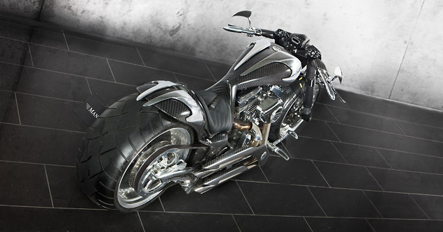 MANSORY Zapico Custom Bike