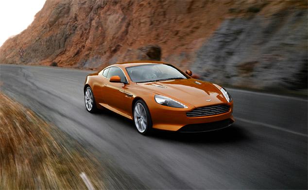 Geneva Watch: Aston Martin revives the Virage name