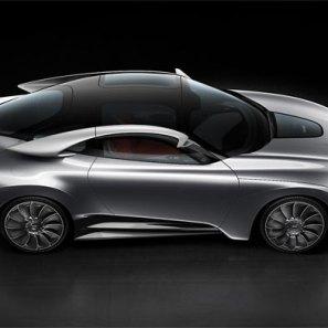 Geneva Watch: Saab unveil the PhoeniX concept car