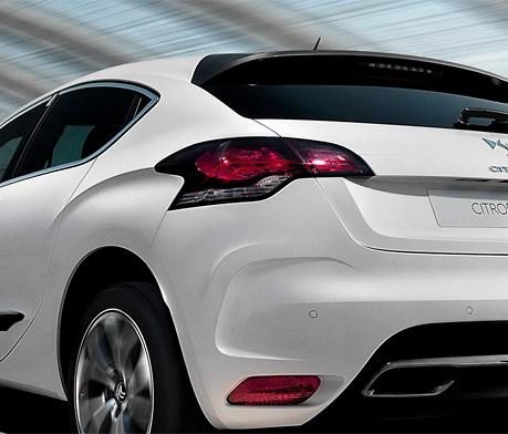 Dynamic new DS4 joins Citroën's DS line