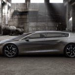 Peugeot goes time travelling with the HX1 Concept Car