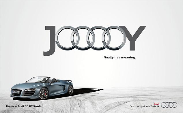 Audi R8 GT - Joy finally has meaning