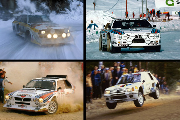 Group B monsters