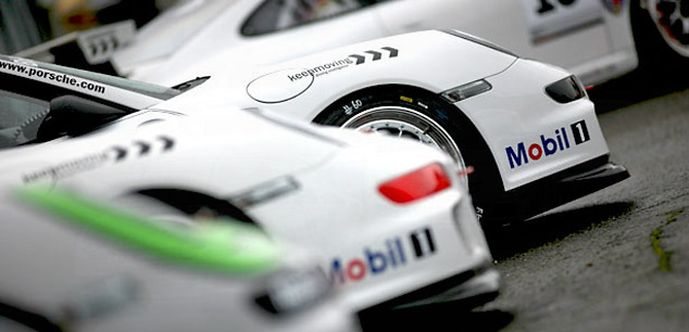 Porsche 911 GT3 Carrera Cup