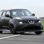 Juke-R breaks out from the workshop and starts hunting lap times (w/VIDEO)
