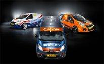 Toyota-BTCC-Vans