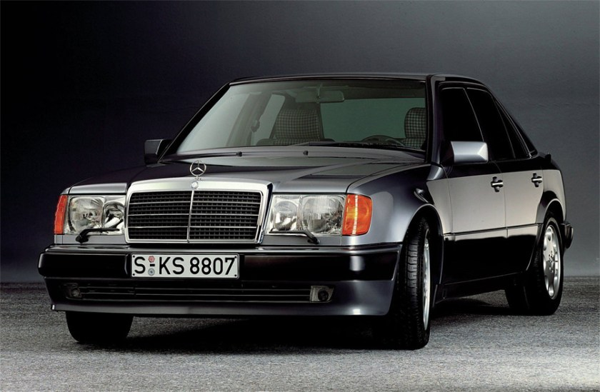 Mercedes-W124-500E