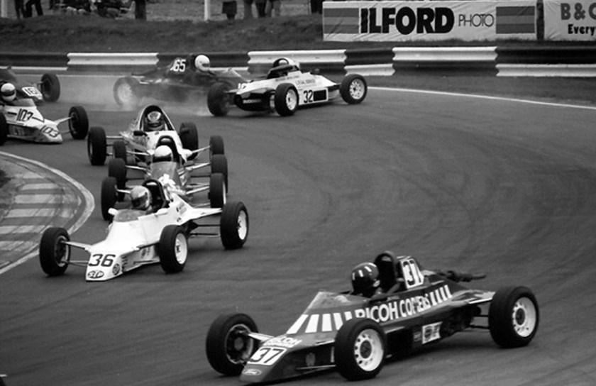 Damon Hill Formula Ford Festival 1985