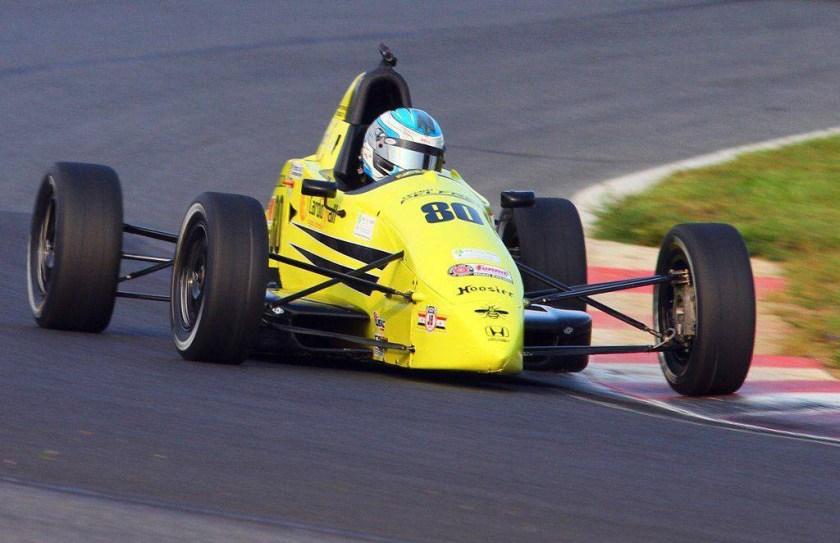 Matt Cowley USAC F1600