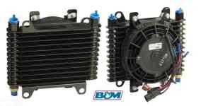 b&m 70298 transmission cooler with fan - Transmission Cooler Guide