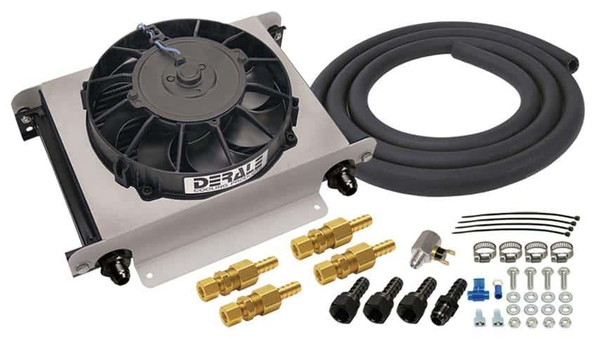 Derale 20500 Transmission Cooler Mount Kit