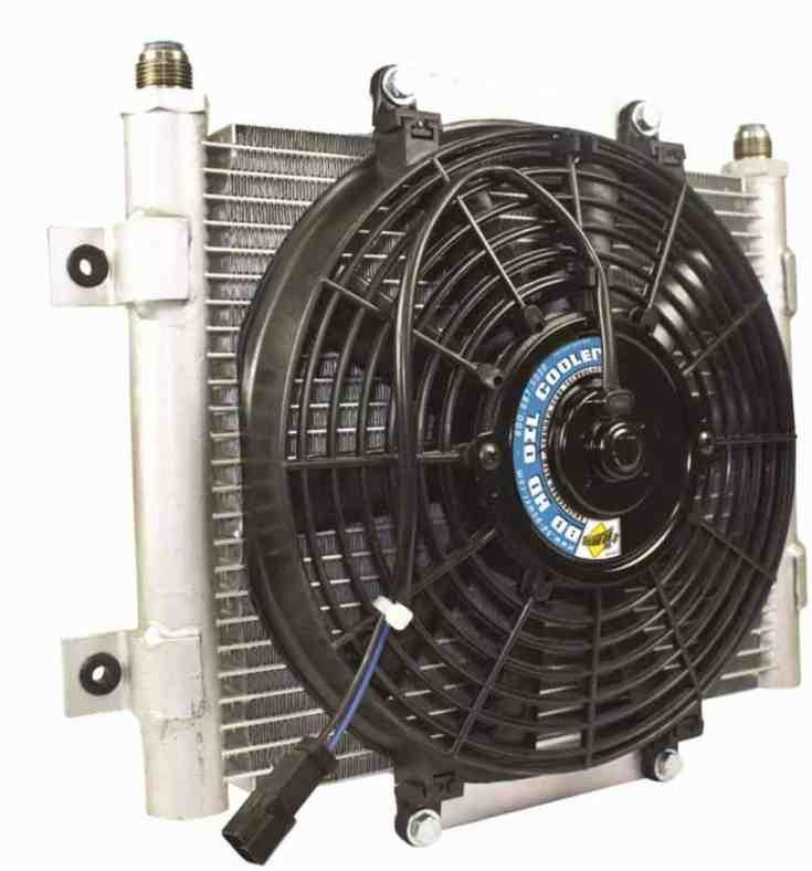 BD Diesel 130061 Transmission Cooler - Transmission Cooler Guide