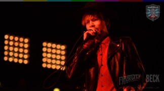 BECK Live @ The First City Festival #firstcityfest2014