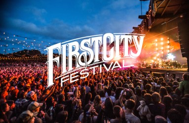 The First City Festival #firstcityfest2014