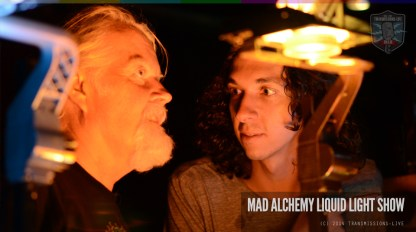 Mad Alchemy Light Show