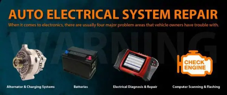 Auto Electrical System Repair