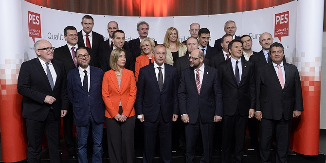 Europe's centre-left risks irrelevance if it can't respond to the populist challenge