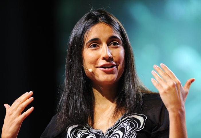 Julia Bacha: Pay attention to nonviolence • TED Talk