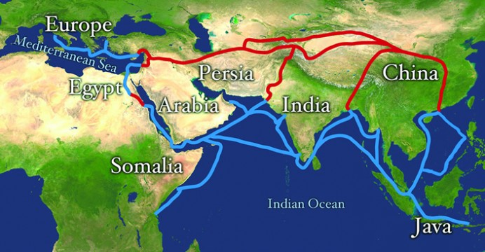 The Silk Belt & Road Action Plan