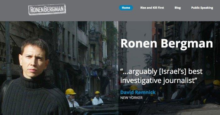 Ronen Bergman: Middle East on the brink of war