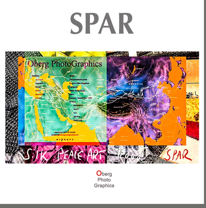 "SPAR – The ""Silk Peace Art Road"" Project"