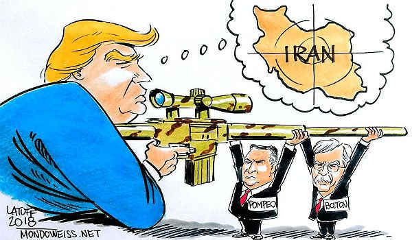 Avoiding War With Iran