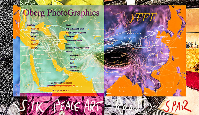 SPAR – Silk Peace Art Road – The new multi-year TFF project