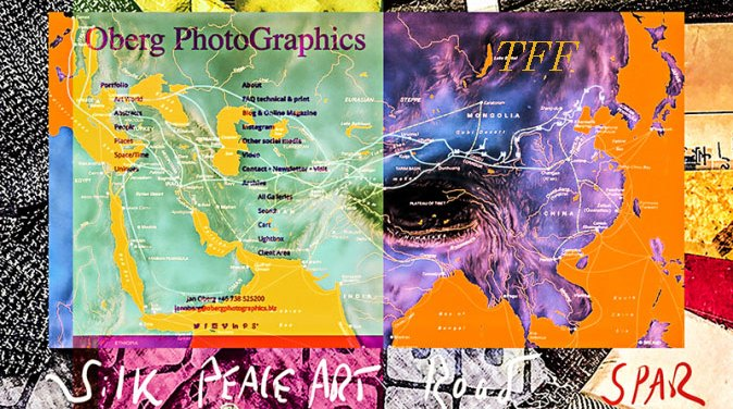 SPAR – Silk Peace Art Road: The new TFF & Oberg PhotoGraphics multi-year project