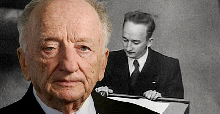 Law Not War: Listen very carefully to Ben Ferencz
