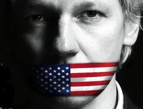 Assange in court