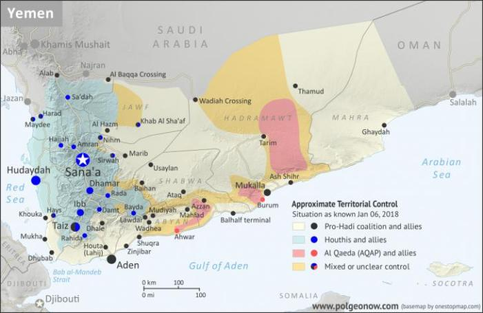 How Yemen's Houthis are bringing down a Goliath
