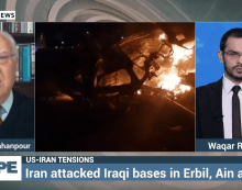 US-Iran tensions after murder of Soleimani