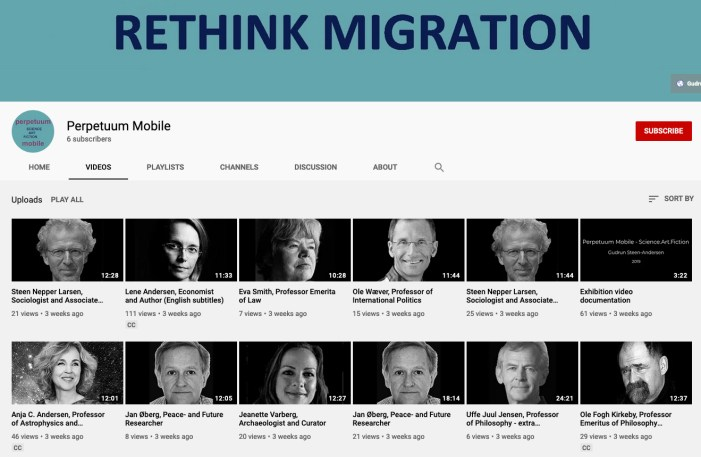 What if all migration was free? A video-based art and science project