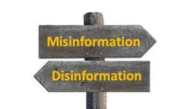 Forskellen mellem beskyldninger om dis- og misinformation er afgørende