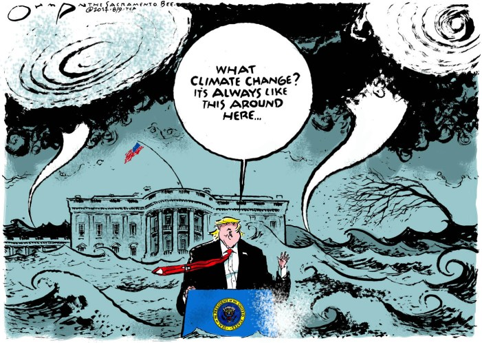 Climate and the US election