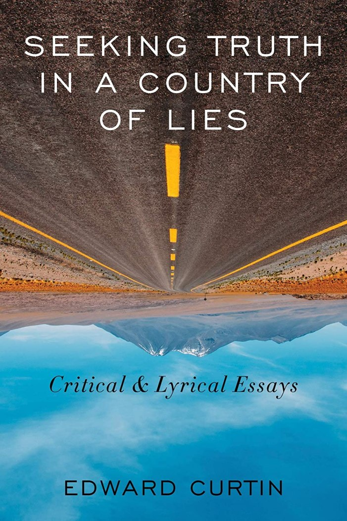 "Nothing ever happened: A review of ""Seeking Truth In A Country of Lies"" by Edward Curtin"
