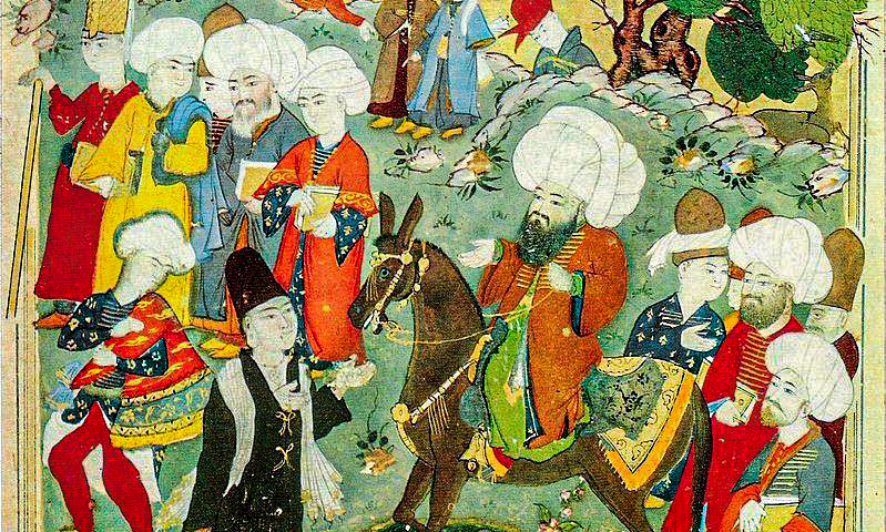 A Treasure on Persian Culture: Farhang Jahanpour's homepage | The Transnational