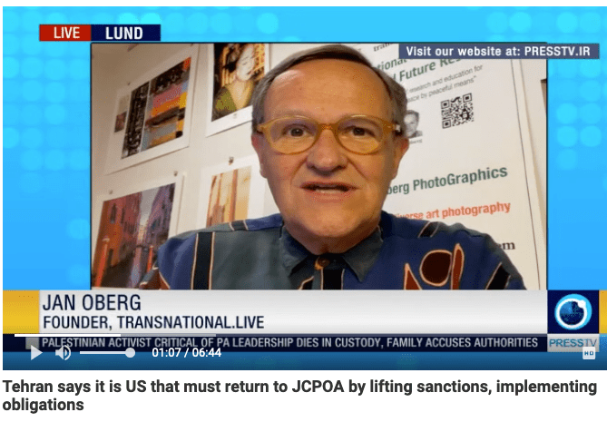 The US government must – unconditionally – rejoin the JCPOA if it wants to be a legitimate player