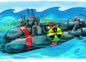 Mark J. Valencia: Irresponsible US submarine exercises threaten South China Sea health and safety