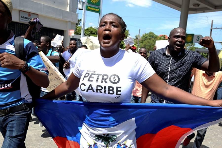 Convenio: Datos de Haití y República Dominicana